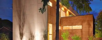 Organic Wooden House : The Dang Residence