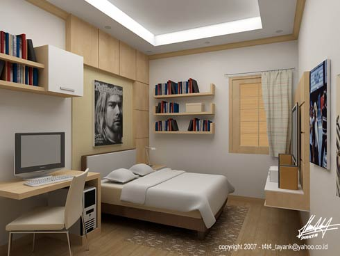design modern bedroom