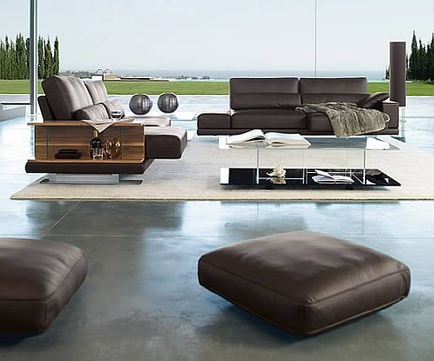 The Rolf Benz VERO Comfort Sofa