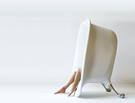 Bath Tub Furniture : Seatub
