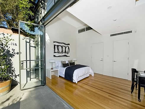 terrace house in sydney 5 Mind Blowing 19th Century Terrace House in Sydney