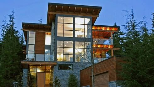 Whistler Cay Residence in British Columbia