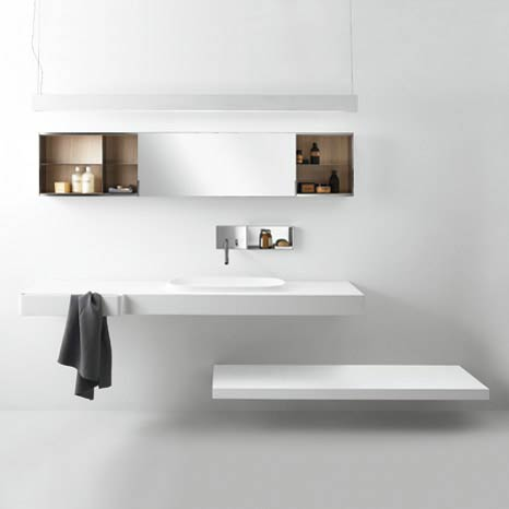 Minimalist Bathroom Interior Design