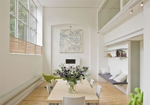 corsica street apartment by paxton locher architects 3 Corsica Street Apartment, For Rent in London