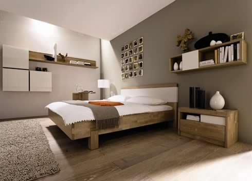 ideas for rooms. The spacious rooms all put a great accent on oak and alder furnishings plus