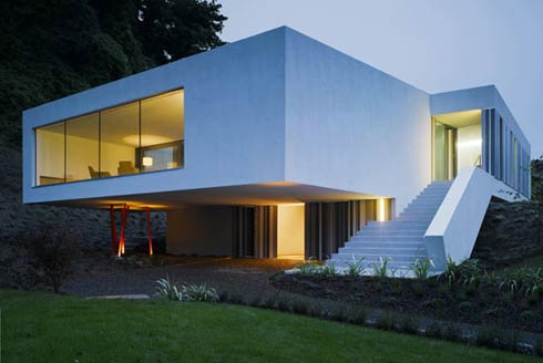 House in Wicklow by Odos Architects