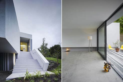 home odos architects1 House in Wicklow by Odos Architects