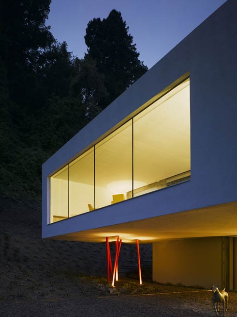 home odos architects4 House in Wicklow by Odos Architects