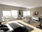 inspirational bachelor pads 1 170x130 Contemporary Bachelor Pad with a Defining Mixture of Styles