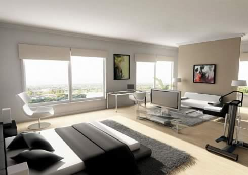 Interior Design Ideas For Men