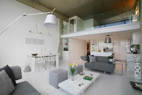 loft apartment in london by urban spaces 3 Loft Apartment in London by Urban Spaces