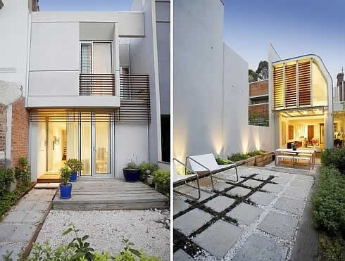 Modern Home in Fitzroy, Melbourne