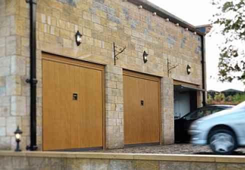 High Quality Garage Doors from Silvelox