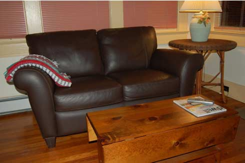 almost leather furniture Quality Quest: How to pick out quality   furniture