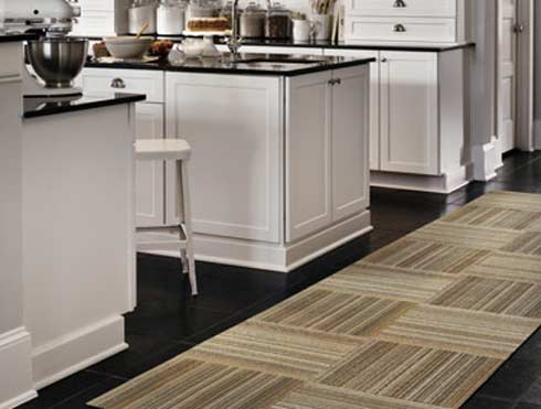 The Versatility of the Carpet Tiles
