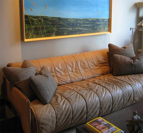 leather furniture sofa How to Take Care of Leather Furniture
