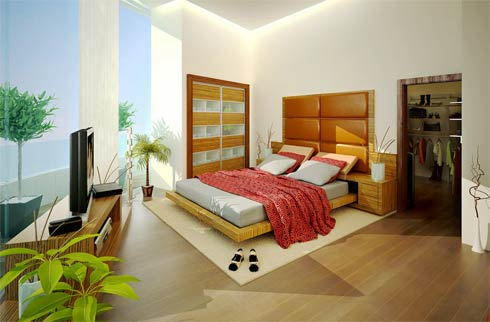 master bedroom5 Modern Master Bedroom Ideas with Pictures