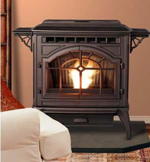 Why pellet stoves are better than a regular wood burning stove