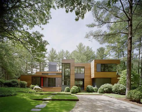 Private Residence in East Hampton by Murdock Young Architects