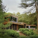 private residence in east hampton 2 150x150 Private Residence in East Hampton by Murdock Young Architects