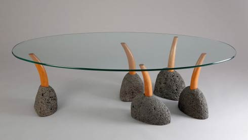 Sprout Coffee Table by Seth Rolland