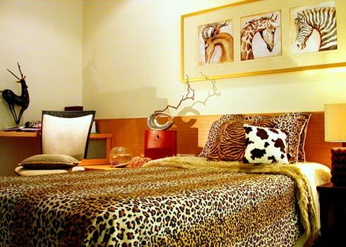 african-themed-room