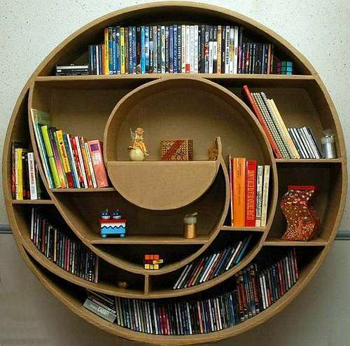A-cardboard-multifunctional-shelf-with-a-lot-of-space-for-books-,-CDs-and-other-stuffs