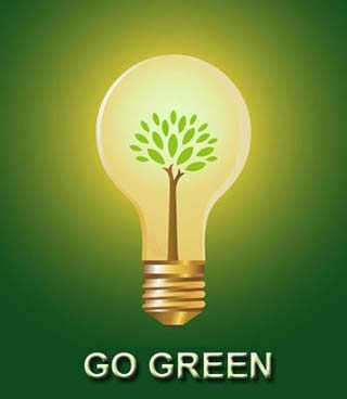 Going Green Inside the Home