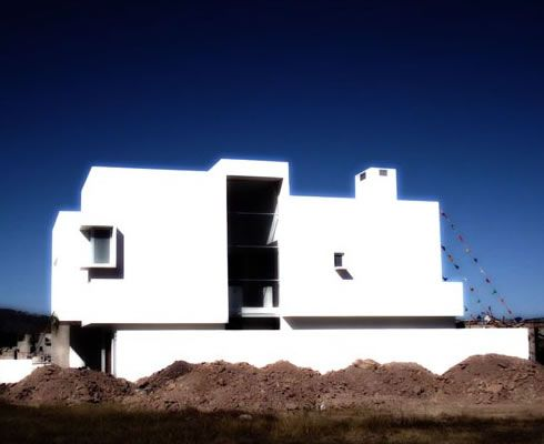 house vigia v1 1 House Vigia V.1: Ambient design aims at using  natural light to the hilt