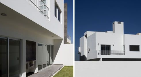 house vigia v1 3 House Vigia V.1: Ambient design aims at using  natural light to the hilt