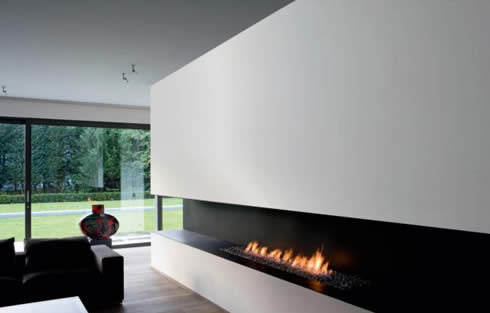 metalfire fireplaces 2 Modern Fireplaces from MetalFire: Sizzling fashion with scorching hot design