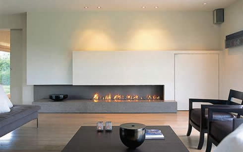 metalfire fireplaces 4 Modern Fireplaces from MetalFire: Sizzling fashion with scorching hot design