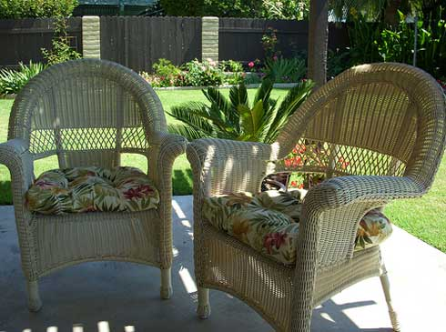 Patio perfect: How to choose the right furniture for your patio
