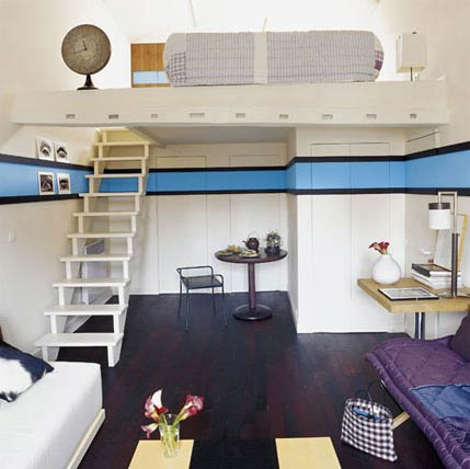 5 Tips for Decorating a Small Studio Apartment