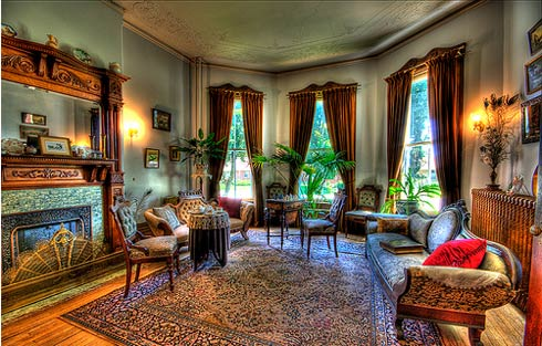Going Clic How To Accent Your Home Victorian Style