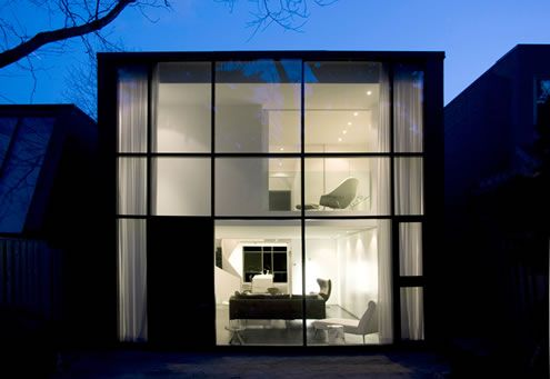 Modern Renovation at 101 Russel Hill Road in Toronto