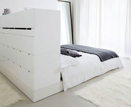How to buy the right bedroom storage space