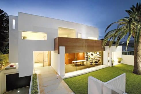 Contemporary Residence in Brighton, Australia