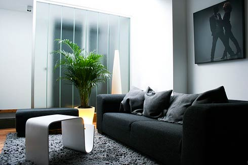 grey-black-home-design