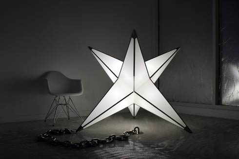 jamesclar spikelight21 James Clars Brutalist Spike Light  Sculpture