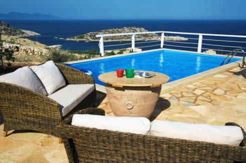 orfos villas 5 Orfos Villas in Zakynthos, Spellbinding Greek   Architecture