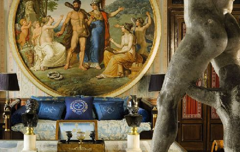 sothebys gianni versace villa 2 The house of Versace: Neo  classical Art Brilliance