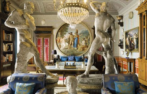 sothebys gianni versace villa 3 The house of Versace: Neo  classical Art Brilliance