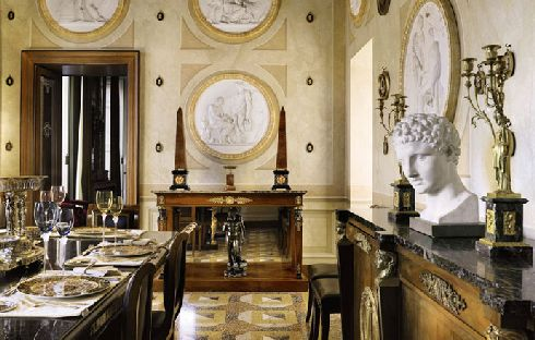 sothebys gianni versace villa 5 The house of Versace: Neo  classical Art Brilliance