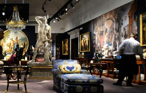 sothebys gianni versace villa 7 The house of Versace: Neo  classical Art Brilliance