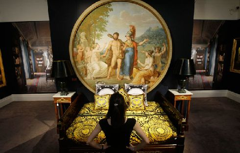 sothebys gianni versace villa 8 The house of Versace: Neo  classical Art Brilliance