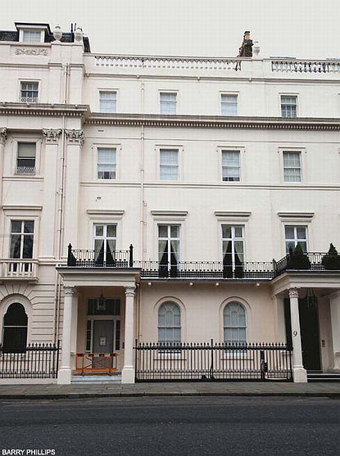 Recession Never Happened: London Building Sells for $150million?