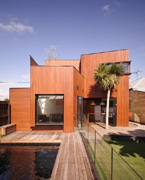 Hill House By Andrew Maynard Architects: Luxurious Residence In Melbourne Displaying A Cohesive
