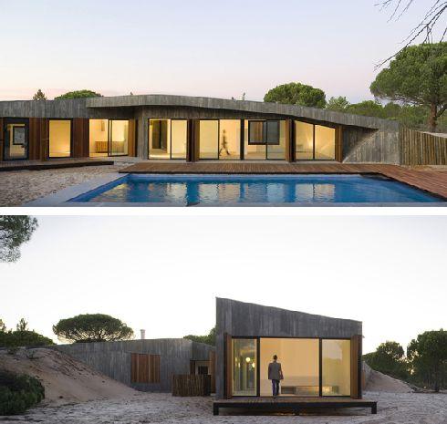 casa monte na comporta 4 Custom Sand Job: Casa Monte na Comporta in Portugal
