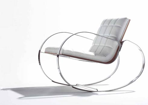 ica rocking chair 1 Ica Contemporary Rocking Chair